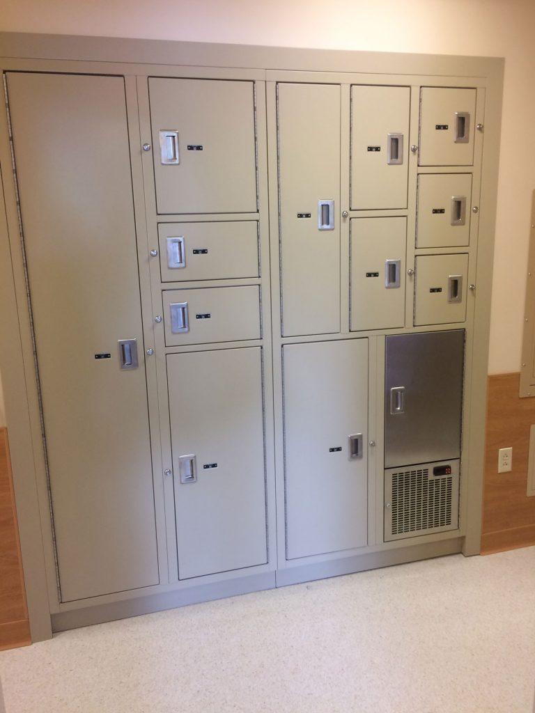 custom storage evidence lockers groupe lincora
