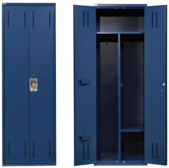 Personnel And Security Lockers Groupe Lincora